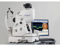 Topcon 2000d oct&digital fundus camera all in one